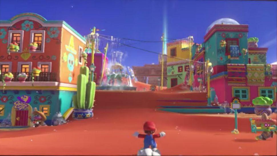 Mario Switch