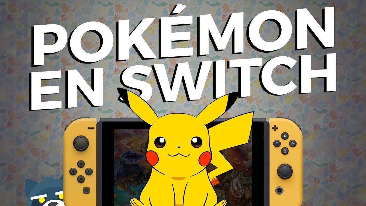Pokémon en Nintendo Switch: 5 cosas que debe tener