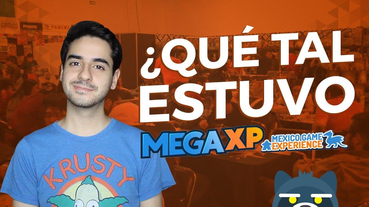 Mega XP El primer evento de juegos de mesa en México