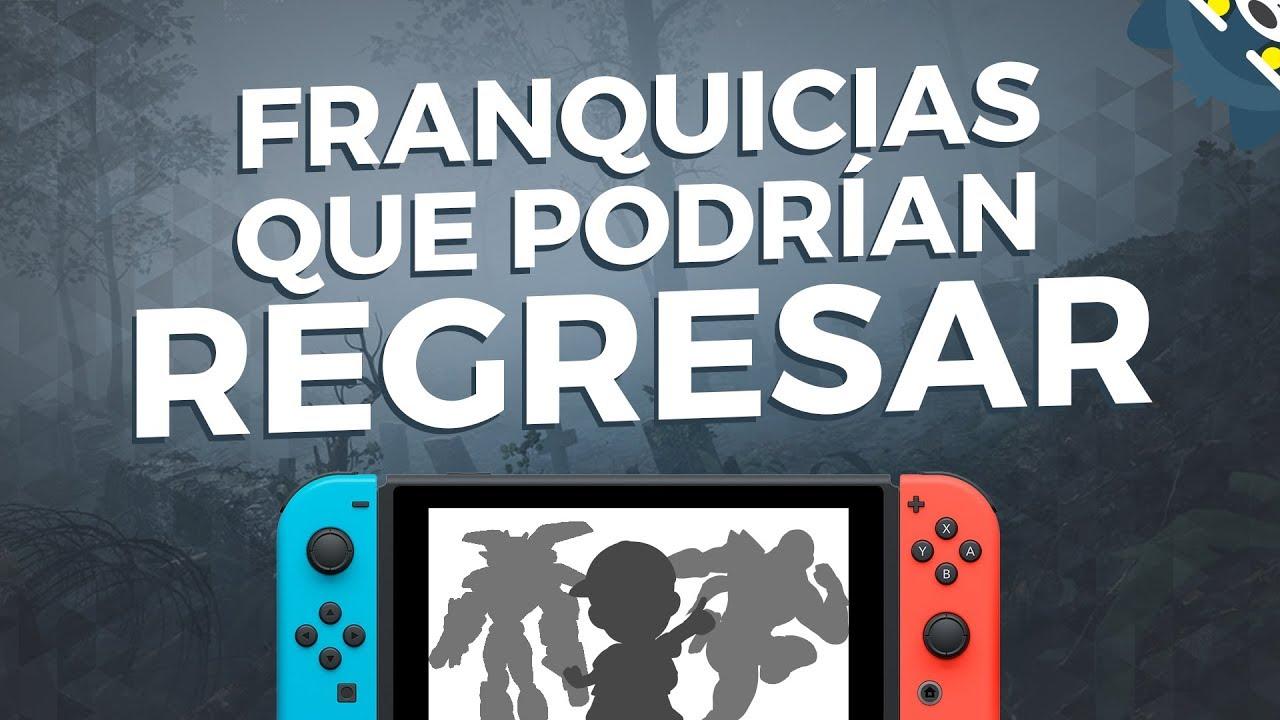 Franquicias que podrían regresar en Nintendo Switch