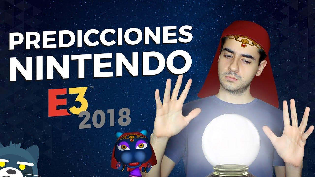 Predicciones para Nintendo en E3 2018
