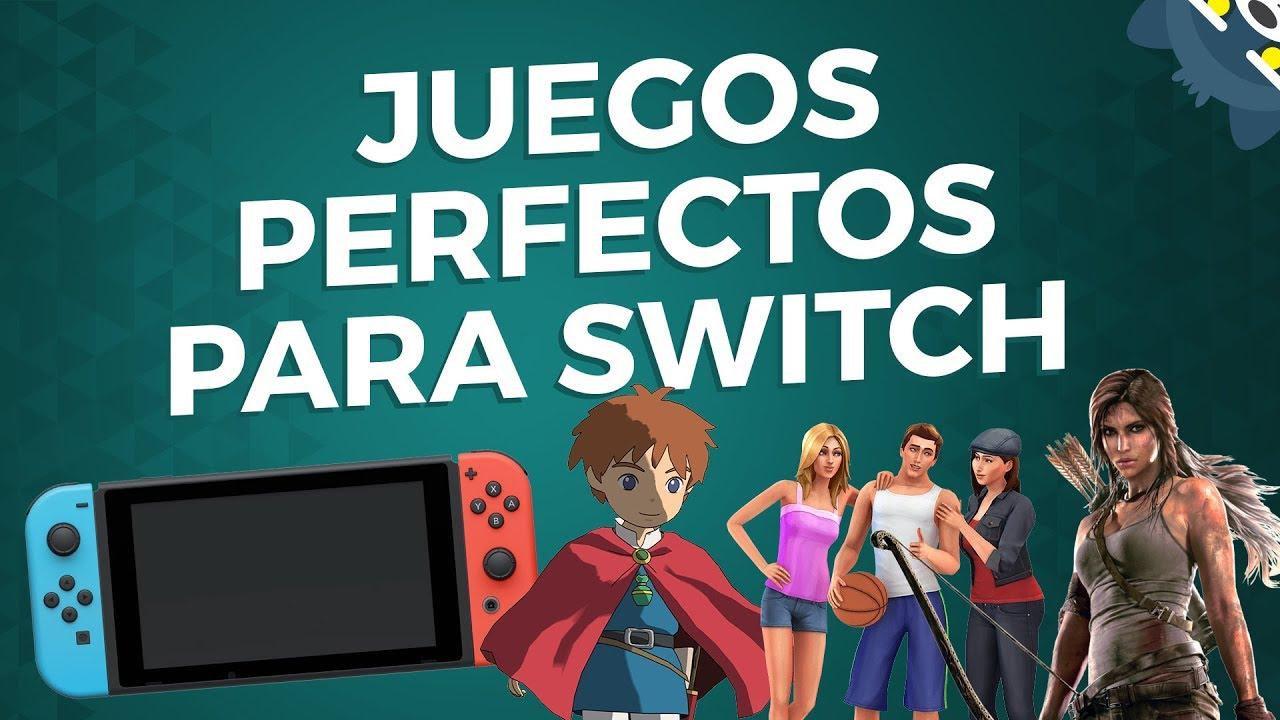 Juegos que serían perfectos en Nintendo Switch