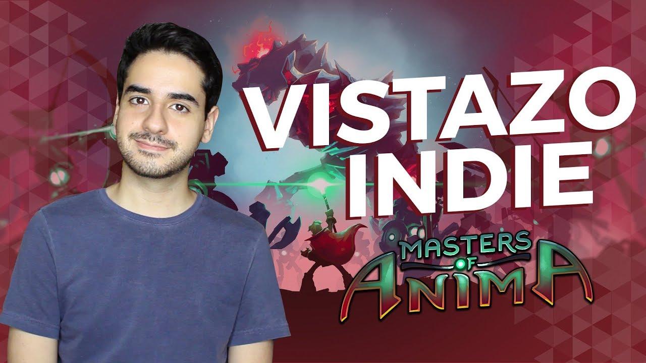 Masters of Anima en Nintendo Switch