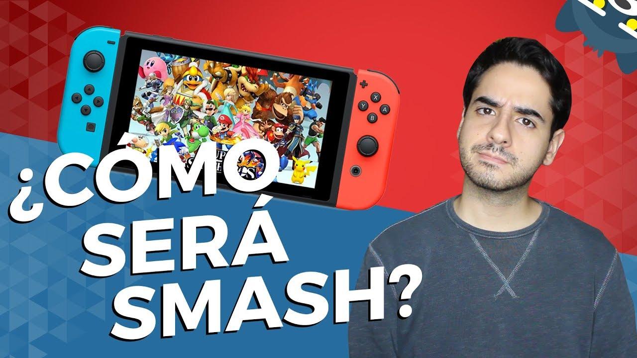Super Smash Bros. para Nintendo Switch: ¿Cómo será?