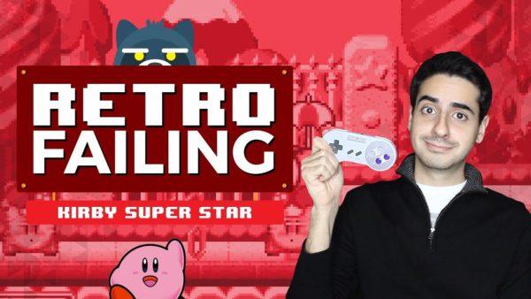 Kirby Super Star (RetroFAILING)