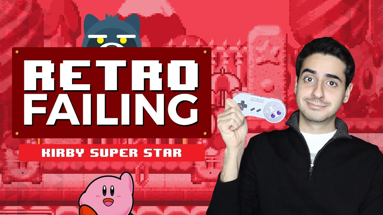 Kirby Super Star (RetroFAILING)