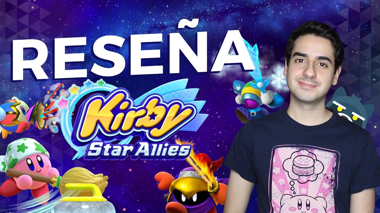 RESEÑA Kirby Star Allies para Nintendo Switch