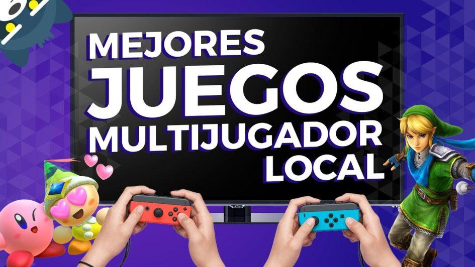Mejores Juegos De Multijugador Local En Nintendo Switch Mapache Rants