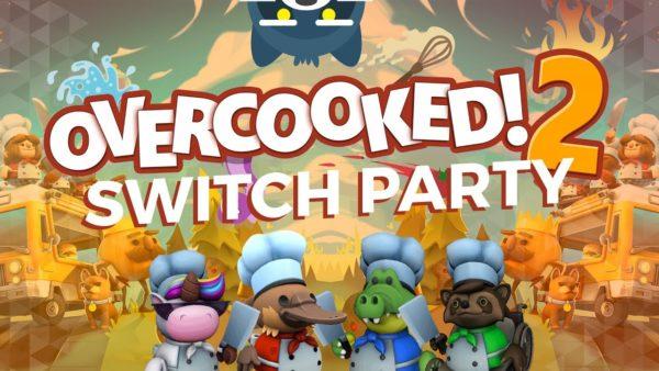 Jugando Overcooked 2 en multijugador local