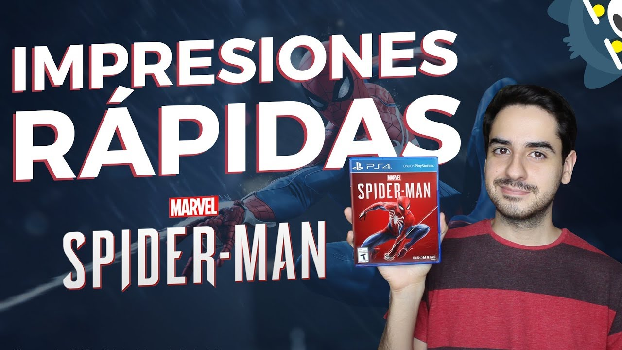 Marvel's Spider-Man en PlayStation 4: Impresiones Rápidas