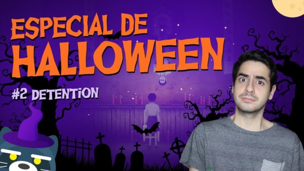 Especial de Halloween #2: Detention