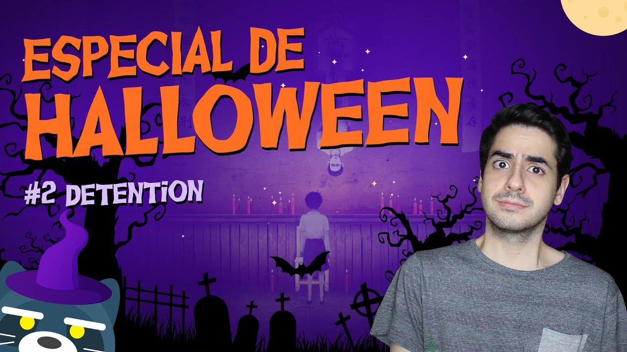 Especial de Halloween #2: Detention