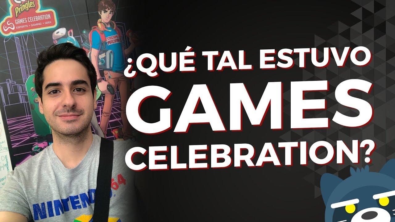 ¿Qué tal estuvo Games Celebration 2018?