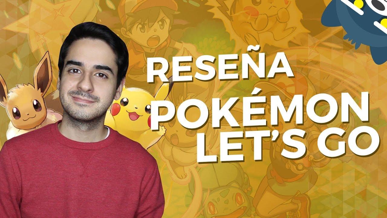 RESEÑA Pokémon Let's Go Pikachu!/Eevee! para Nintendo Switch