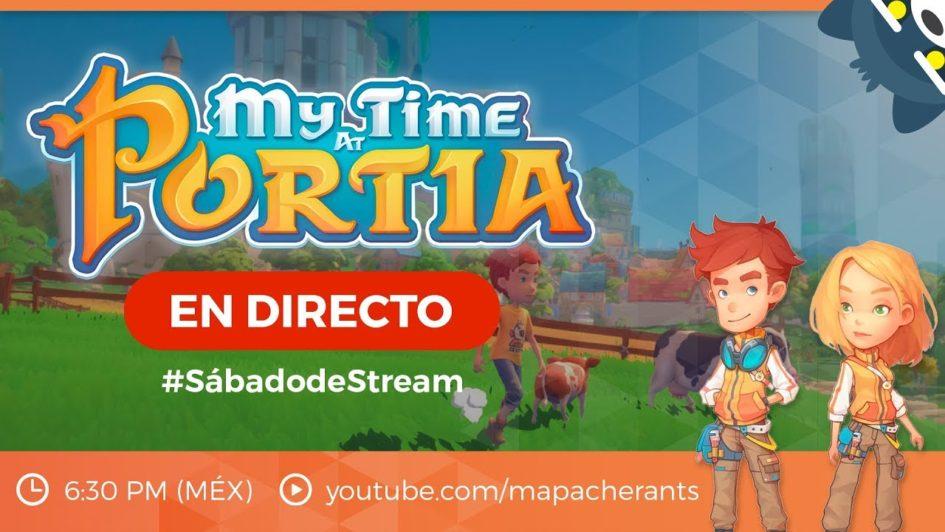 My Time at Portia en Nintendo Switch