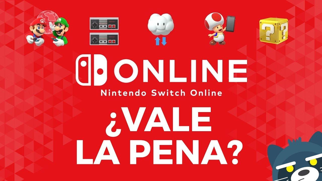 Nintendo Switch Online: ¿Vale la pena?