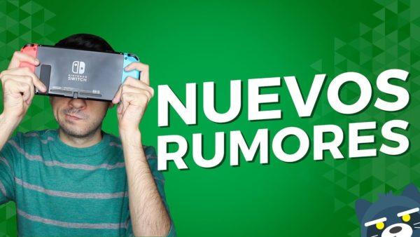 Nuevos rumores sobre Nintendo Switch