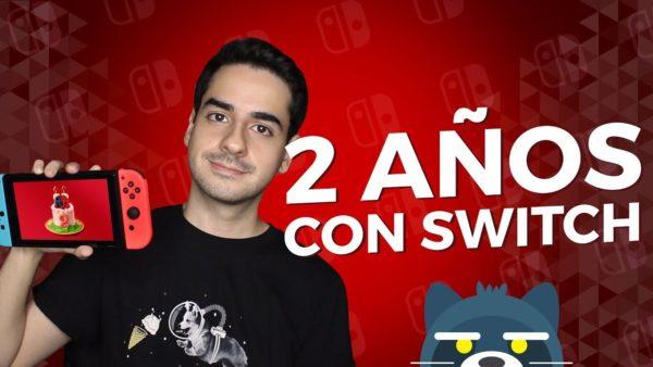 Dos años con Nintendo Switch