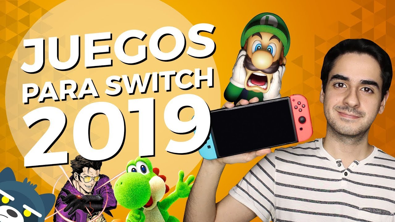 TOP 10 Juegos esperados para Nintendo Switch en 2019