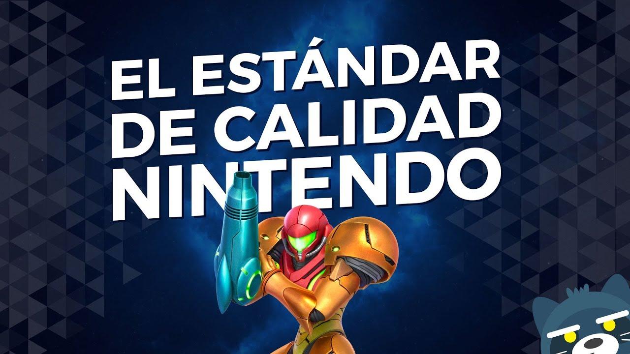 El estándar de calidad de Nintendo (Metroid Prime 4)