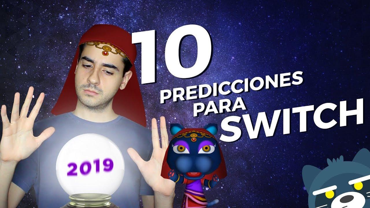 10 Predicciones para Nintendo Switch en 2019