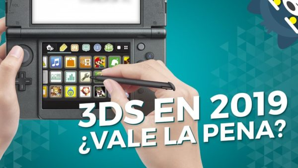 Nintendo 3DS ¿Vale la pena en 2019?