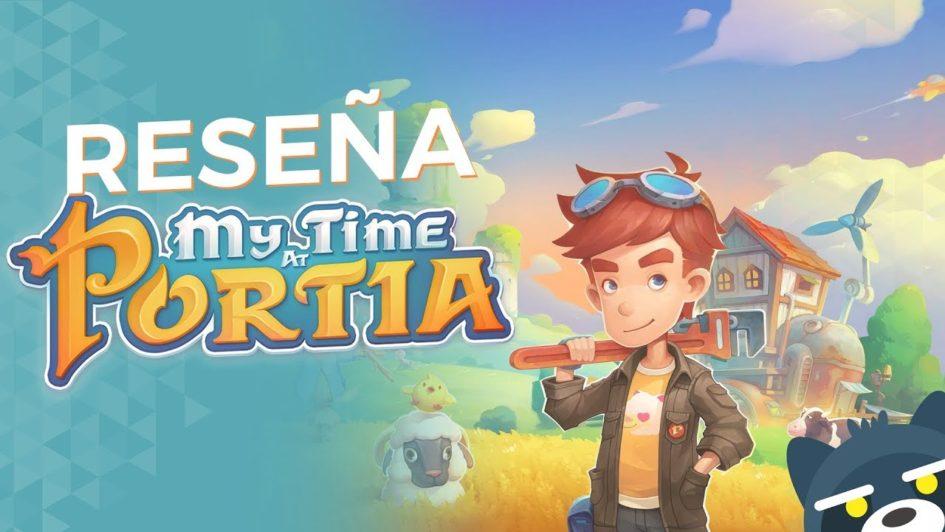 RESEÑA My Time at Portia en Nintendo Switch
