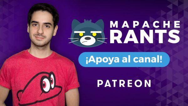 ¡Apoya a Mapache Rants!