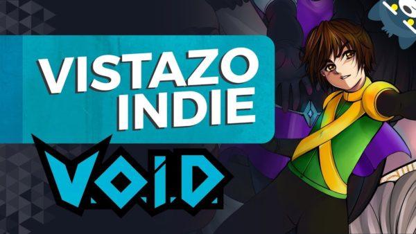 Vistazo Indie: V.O.I.D en Nintendo Switch