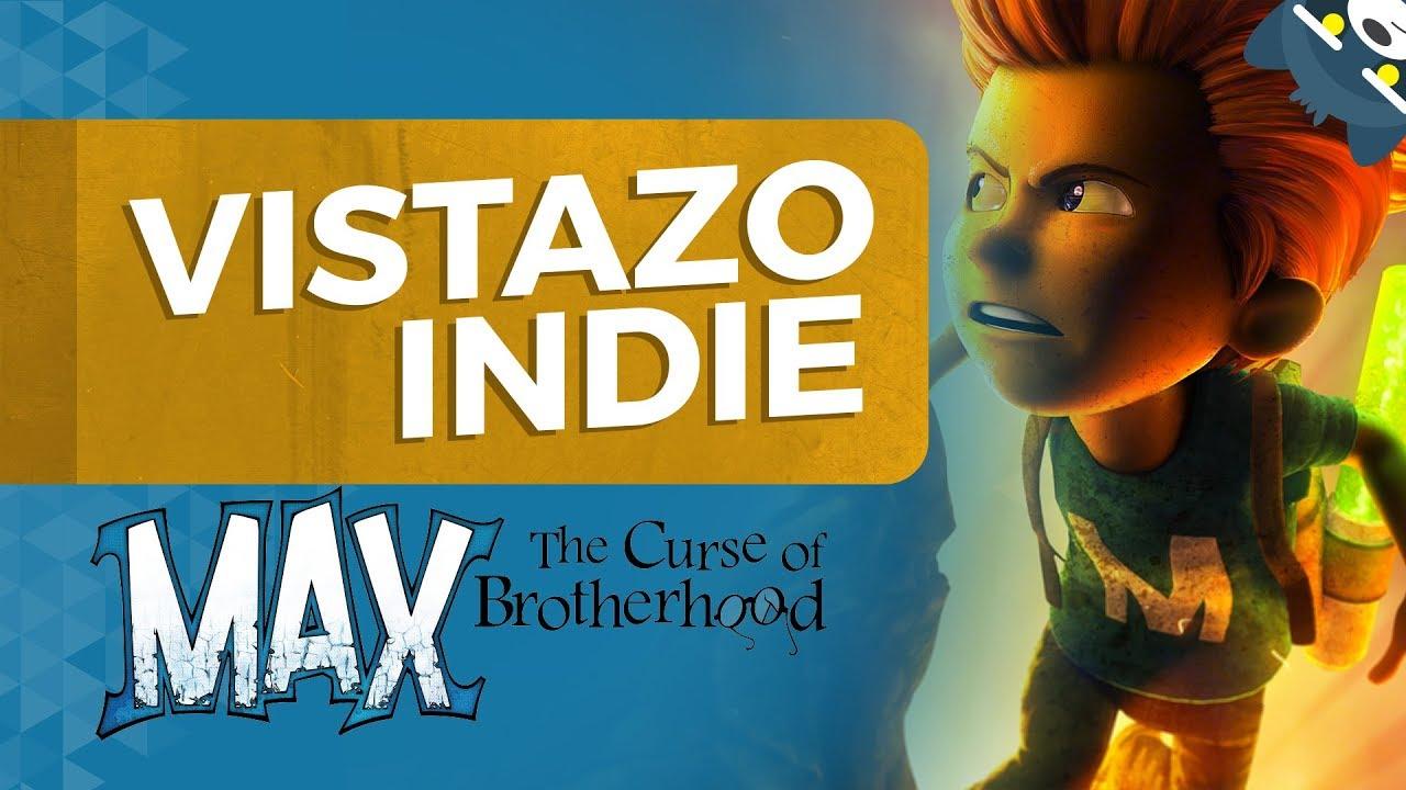 Vistazo Indie: Max The Curse of Brotherhood en Nintendo Switch