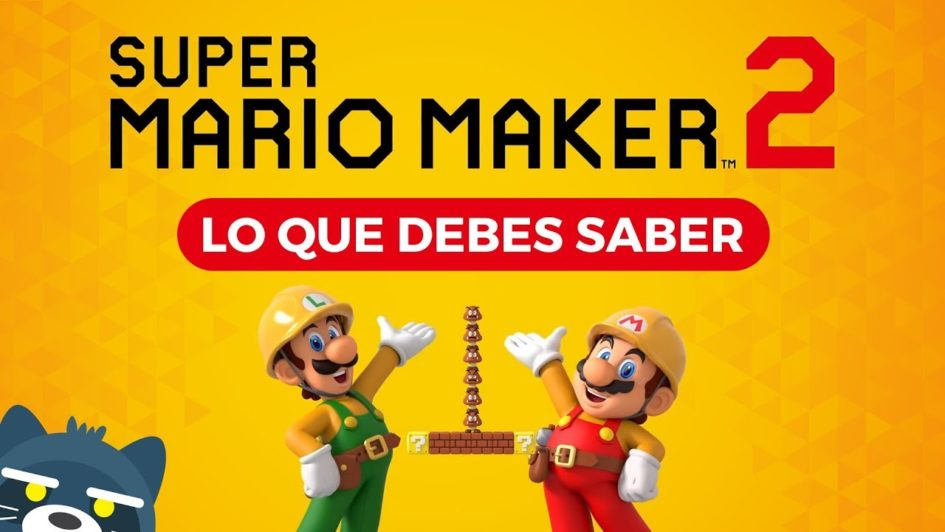 Super Mario Maker 2: Lo que debes saber