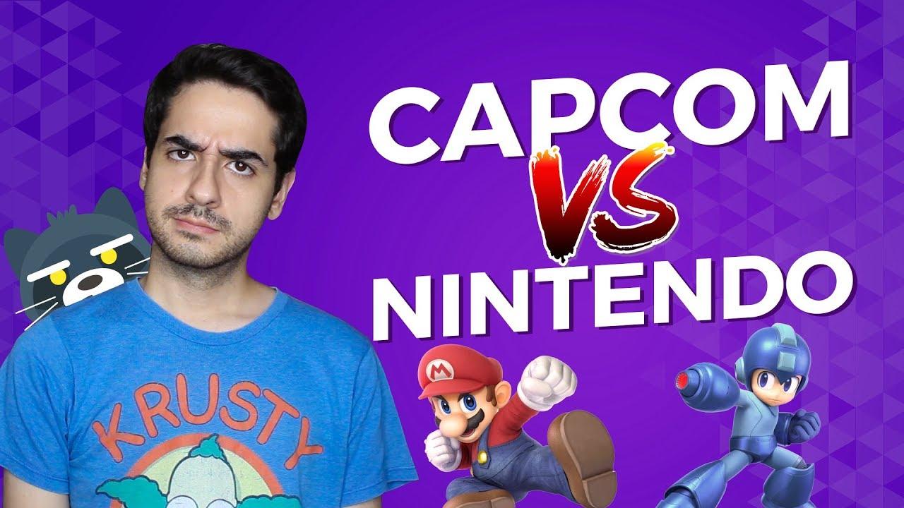 ¿Capcom odia a Nintendo Switch?