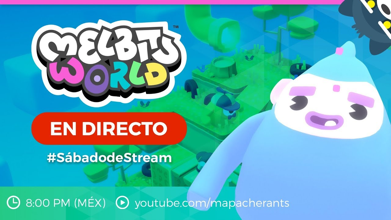 #SábadodeStream Melbits World en PlayStation 4