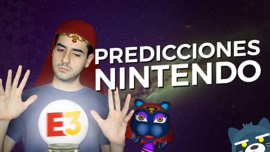 Mis predicciones para Nintendo Switch en E3 2019
