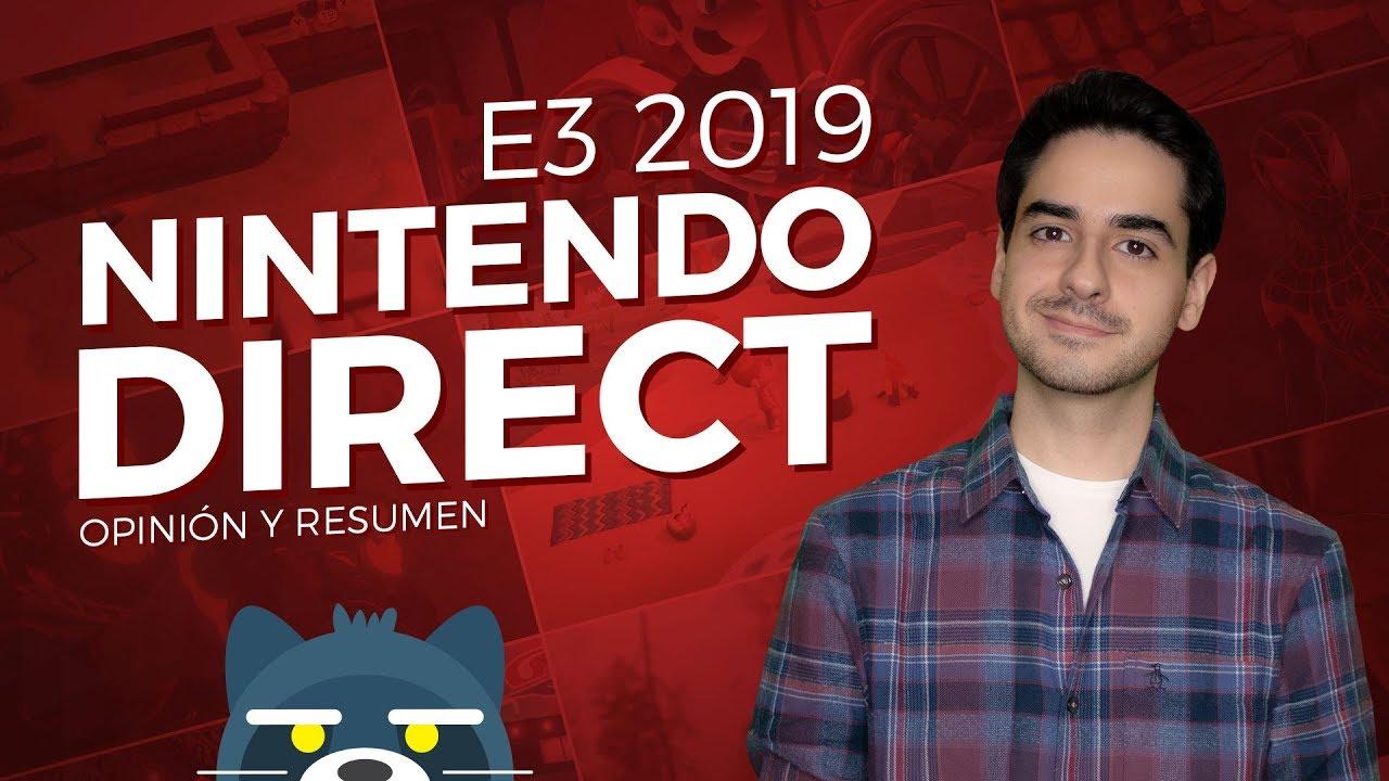 Nintendo Direct E3 2019 Opinión y resumen