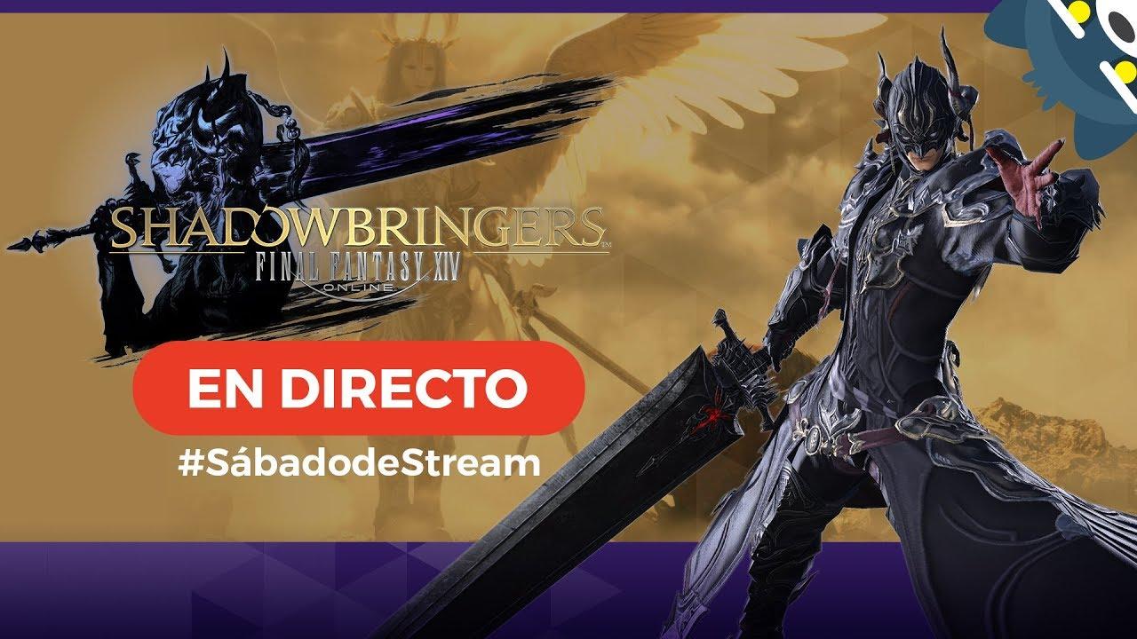¡Vamos a jugar Final Fantasy XIV: Shadowbringers!