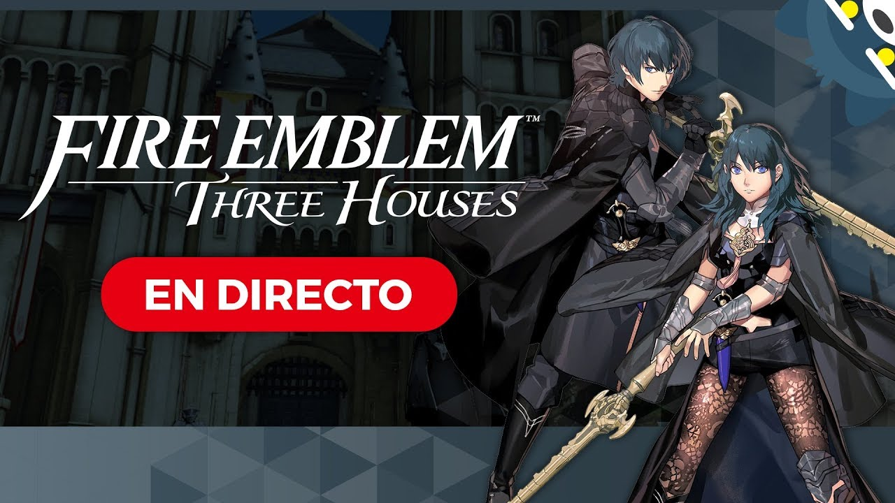 ¡La primera hora de Fire Emblem: Three Houses en Nintendo Switch! (gameplay en español)