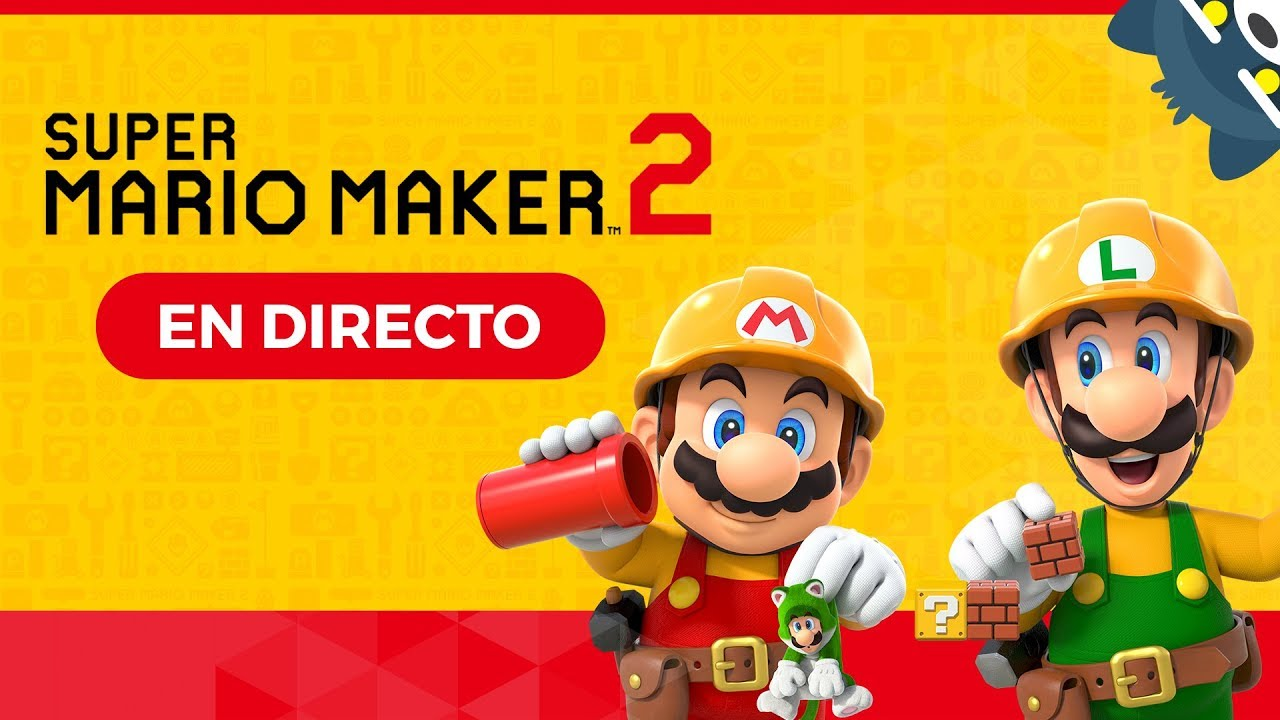 ¡Vamos a jugar Super Mario Maker 2 en Nintendo Switch!