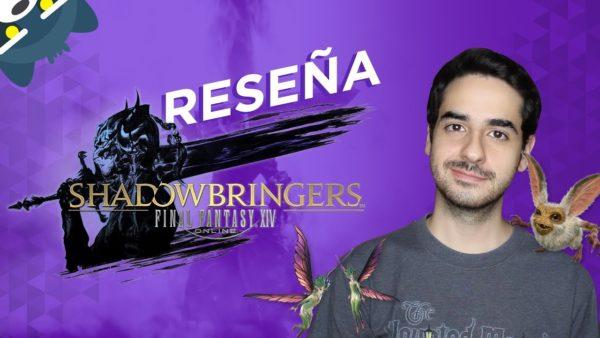 RESEÑA Final Fantasy XIV: Shadowbringers