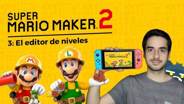 Super Mario Maker 2: El editor de niveles