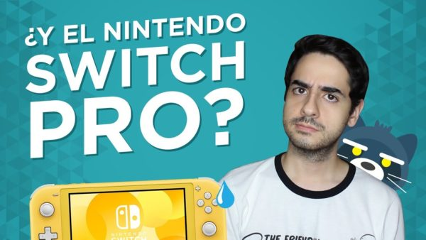 ¿Qué pasó con Nintendo Switch Pro?
