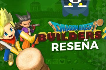 RESEÑA Dragon Quest Builders 2 en Nintendo Switch