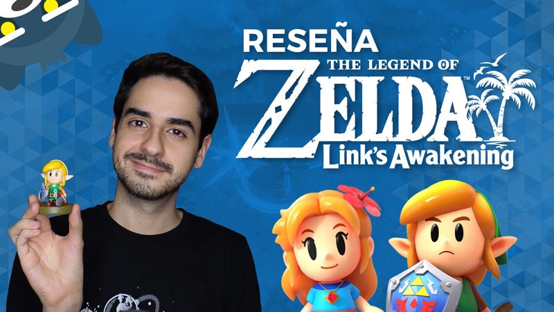 RESEÑA Zelda Link's Awakening para Nintendo Switch