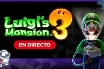 ¡La primera hora de Luigi's Mansion 3 para Nintendo Switch!