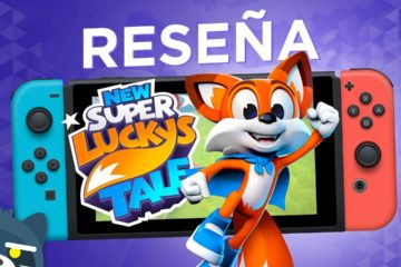 RESEÑA New Super Lucky's Tale para Nintendo Switch