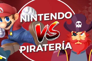 Nintendo contra la piratería y las filtraciones