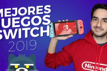 Los mejores juegos de Nintendo Switch de 2019