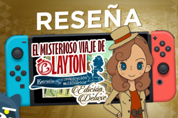 RESEÑA Layton's Mystery Journey Deluxe Edition para Nintendo Switch