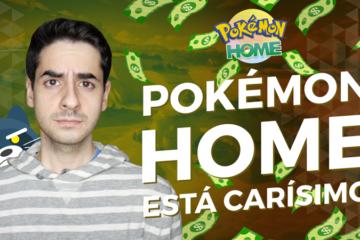 Pokémon Home está CARÍSIMO