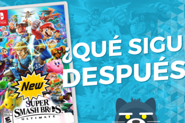 ¿Qué sigue después de Super Smash Bros. Ultimate?